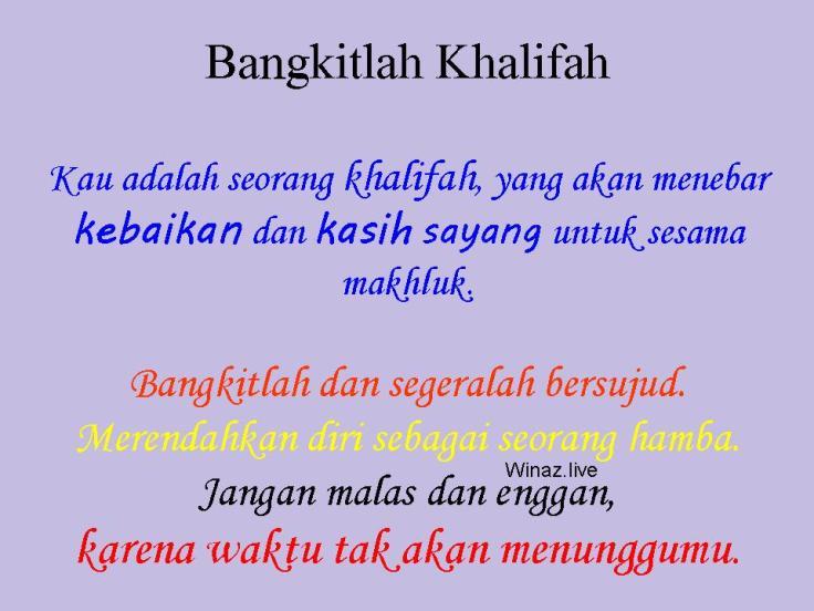 bangkitlah-khalifah